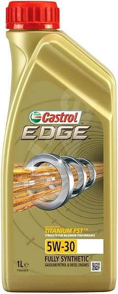 Castrol EDGE 5W-30 C3 TITANIUM FST 1 lt - Motorový olej