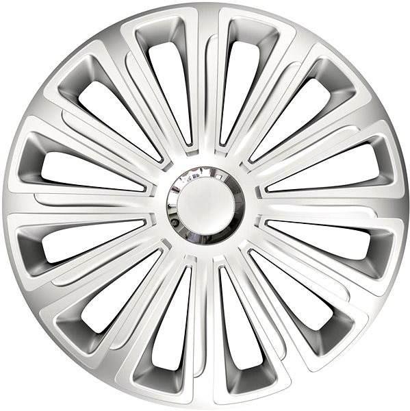 "Versace Trend RC silver 15"" - Puklice na kolesá"