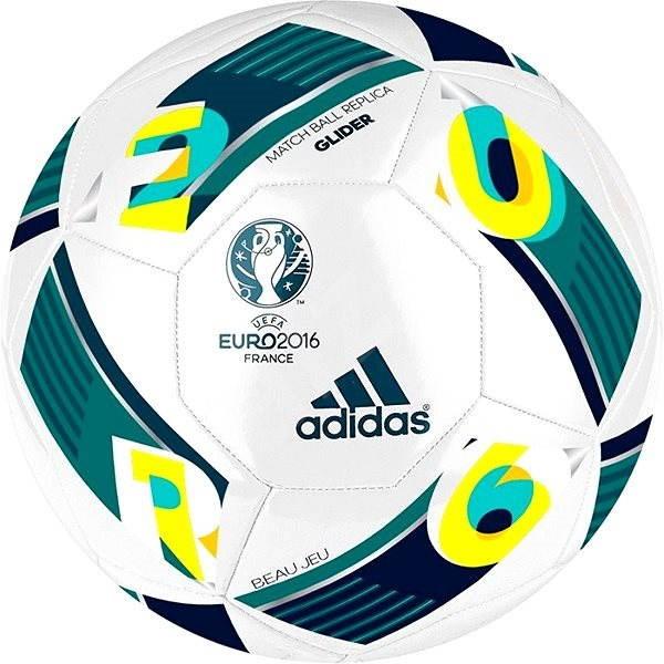 1e135d557e071 Adidas UEFA EURO 2016 - Glider AX7354 - Futbalová lopta | Alza.sk