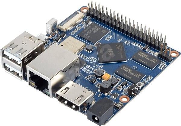 BANANA Pi M2+ - Mini PC