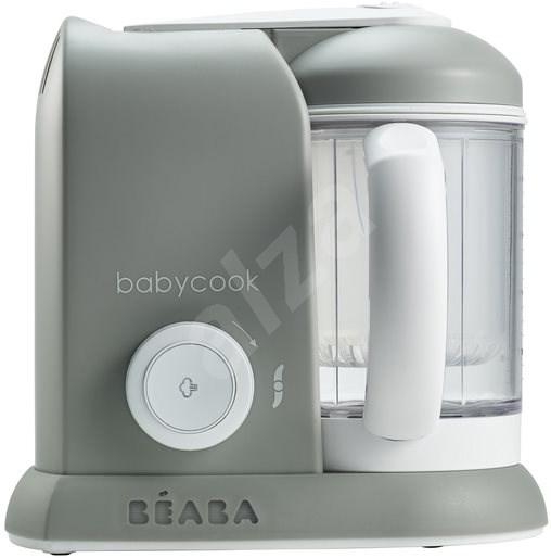 fbea0ff2e Beaba BABYCOOK SOLO sivý - Parný hrniec | Alza.sk