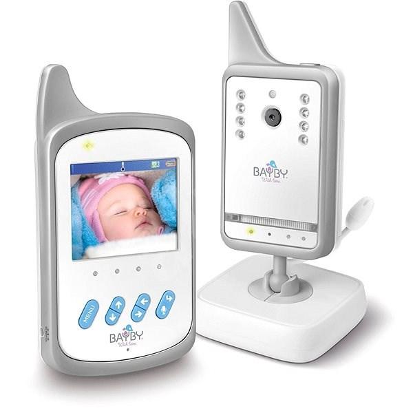 7c1da5bc0 BAYBY BBM 7020 Digitalní video pestúnka - Detská pestúnka | Alza.sk