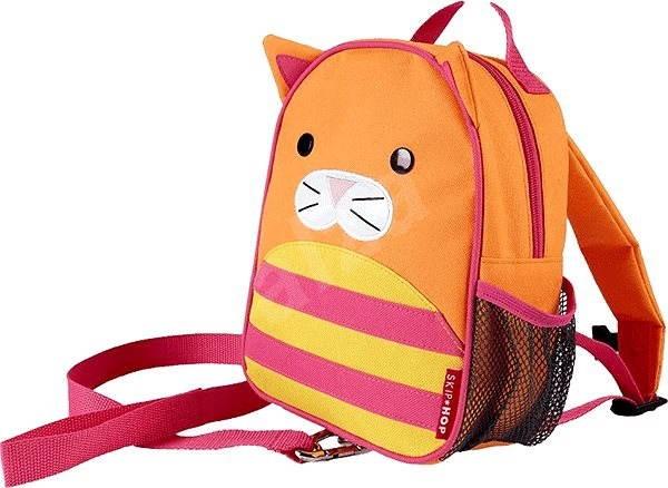 2e5ed5de29 Skip hop Zoo Batôžtek Mini - Mačička - Detský ruksak