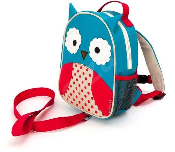 8f8e0a5357 Skip hop Zoo Batôžtek Mini - Malá sova - Detský ruksak