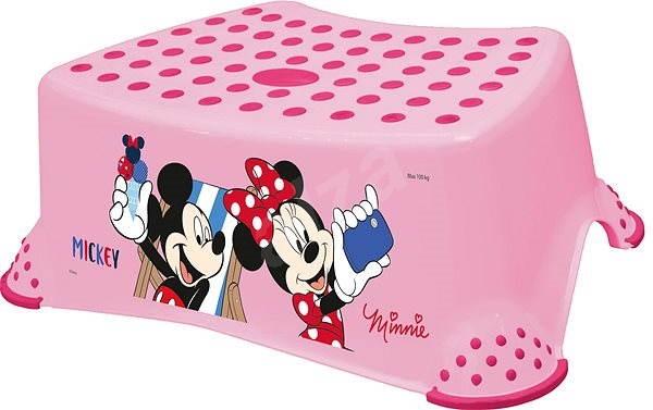 """Prima Baby Stupienok k WC/umývadlu """"Mickey&Minnie"""" - Stupienok"""