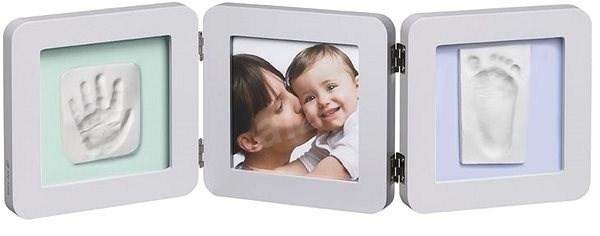 Baby Art Rámik Double Print Frame Pastel - Fotorámik
