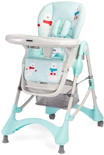 3c004889c858a CARETERO Magnus New - mint - Jedálenská stolička | Alza.sk