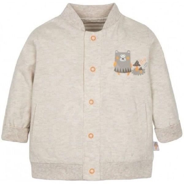 f27fb0335f28 Gmini Sobík kabátik obojstranný 62 - Kabátik pre bábätko