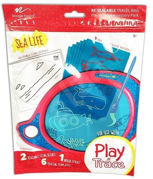 Boogie Board Play and Trace – Morský život, vymeniteľná šablóna - Príslušenstvo