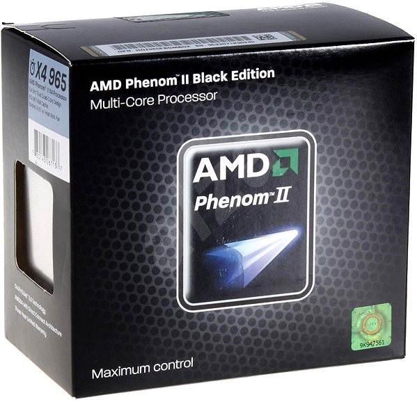 AMD Phenom II X4 965 Black Edition - Procesor