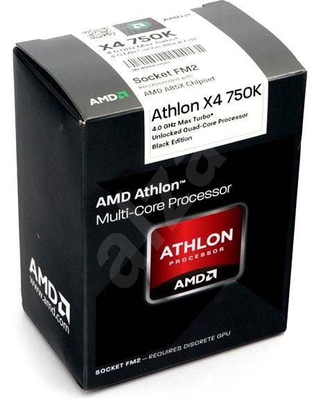 AMD Athlon X4 750K Black Edition - Procesor