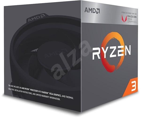 AMD RYZEN 3 2200G - Procesor