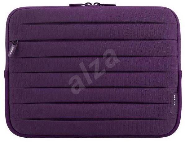 Belkin Lifestyle Sleeve Pleat fialové - Pouzdro na notebook