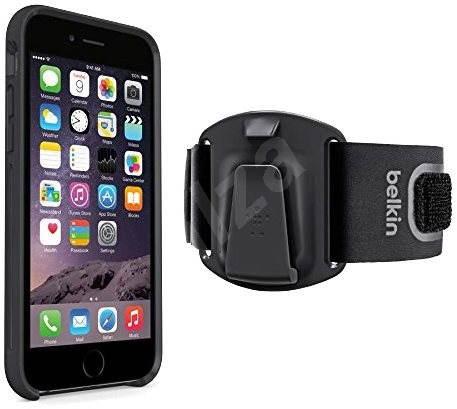 Belkin Clip-Fit čierne - Puzdro na mobil  8a3c774457d