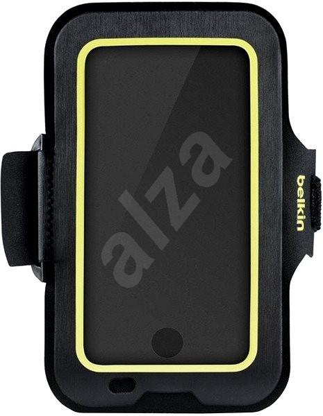 Belkin SportFit Plus pre iPhone 8 7 6 6s čiernožlté - Puzdro na ... 0f87eb7608e