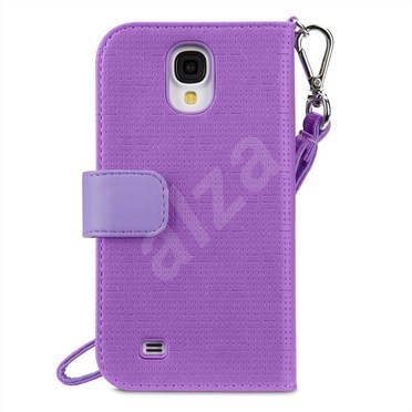 Belkin Galaxy S4 Exclusive Sartorial Wristlet fialové - Puzdro na mobil 63417e23675