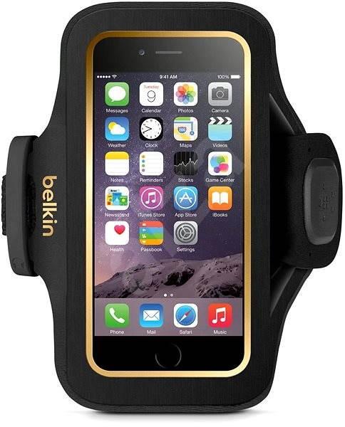 Belkin Slim-Fit Plus čierne - Puzdro na mobil  bce830d9b53