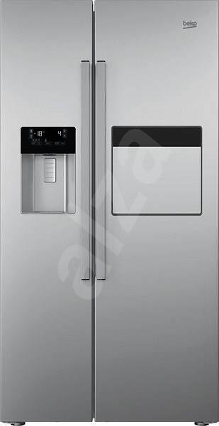 BEKO GN 162431 ZX - Americká chladnička