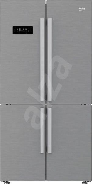 Beko GN 1416231 JX - Americká chladnička