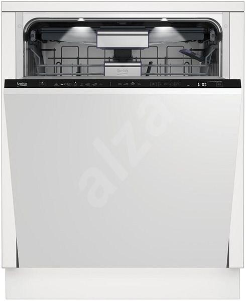 BEKO DIN48532 - Vstavaná umývačka riadu