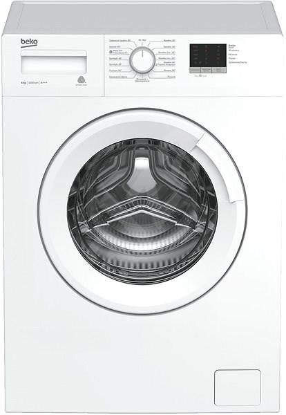BEKO WRE6511BWW - Úzka práčka s predným plnením