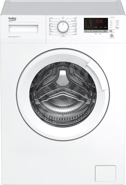 BEKO WRE 6512 BWW - Úzka práčka s predným plnením