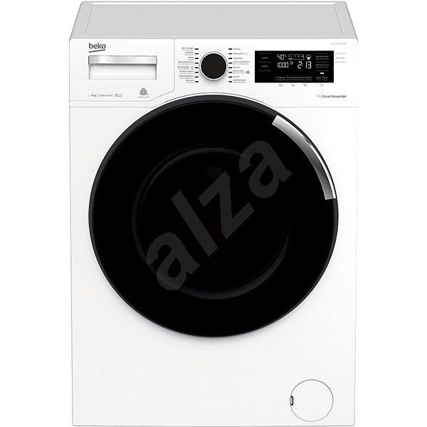 BEKO WTV 8744 CSXWST - Parná práčka