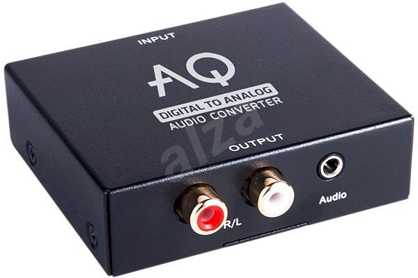 AQ AC01DA - DAC prevodník