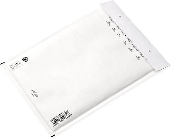 BONG 13 / C biela (balík 10ks) - Poštová obálka