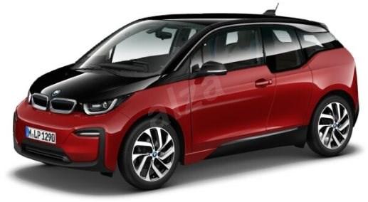Nové BMW i3 - Elektromobil
