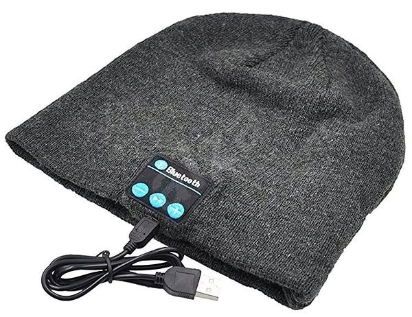a084a4e5c Beanie Bluetooth zimná čiapka light gray - Čiapka | Alza.sk