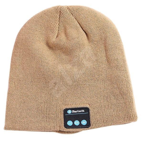 6020a5ea1 Beanie Bluetooth zimná čiapka khaki - Čiapka | Alza.sk