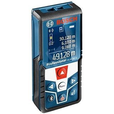 BOSCH GLM 50 C Professional - Laserový diaľkomer