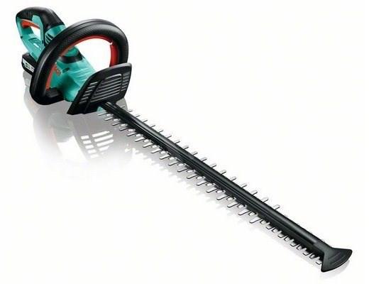 BOSCH AHS 55-20 Li + kliešte - Nožnice na živý plot