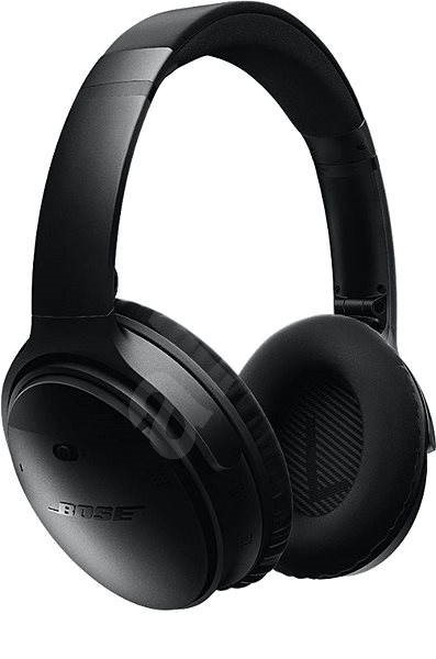 BOSE QuietComfort 35 wireless black - Slúchadlá