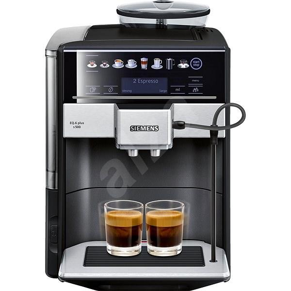 Siemens TE655319RW - Automatický kávovar