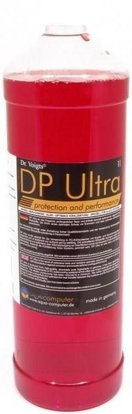 Aqua Computer Double Protect Ultra – červená - Chladiaca kvapalina