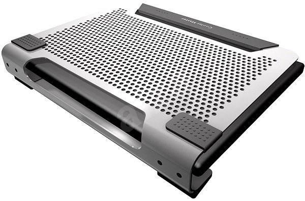0a4432d15 Cooler Master NotePal U3 Notebook Cooler, silver - Chladiaca podložka