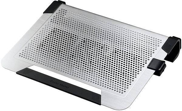 4b928fa9b Cooler Master NotePal U3 PLUS strieborná - Chladiaca podložka   Alza.sk