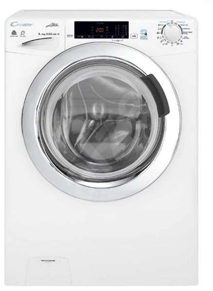 Candy GVSW40464TWC-S - Práčka so sušičkou