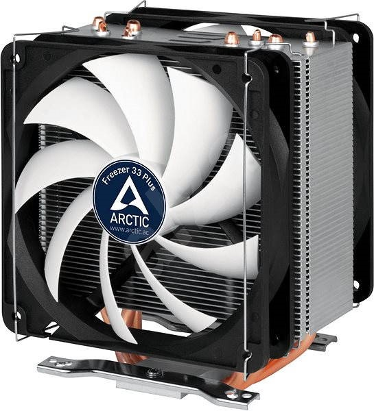 ARCTIC Freezer 33 Plus - Chladič na procesor