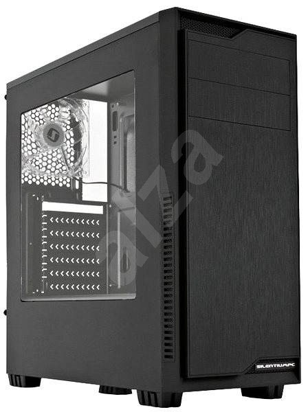 SilentiumPC Regnum RG1W Pure Black - PC skrinka