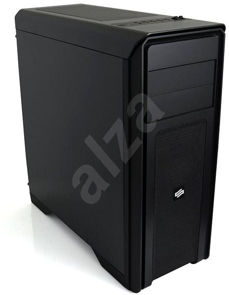 SilentiumPC Gladius M35 - Počítačová skriňa