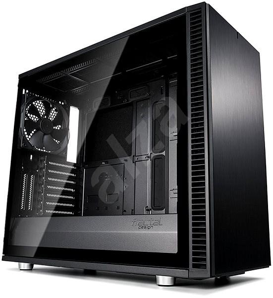 7fb33f496 Fractal Design Define S2 Blackout - Počítačová skriňa | Alza.sk