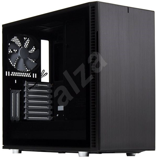 17c5fd697 Fractal Design Define R6 Black Tempered Glass - Počítačová skriňa ...