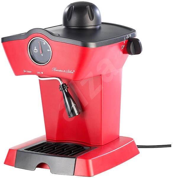 Rosenstein & Söhne Retro ES 800 NC-3751 - Pákový kávovar
