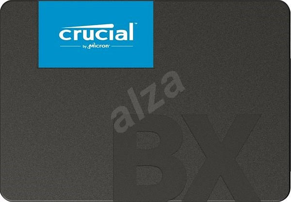 Crucial BX500 480 GB SSD - SSD disk