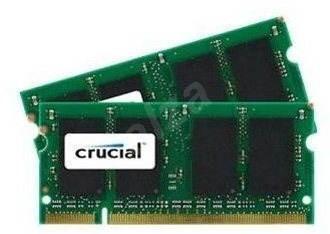 Crucial SO-DIMM 8GB KIT DDR2 667MHz CL5 - Operačná pamäť