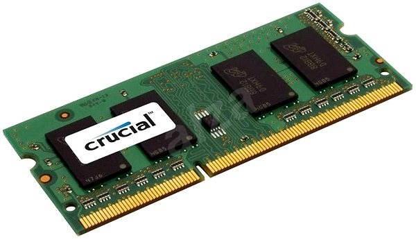 70bb63405 Crucial SO-DIMM 8GB DDR3L 1600MHz CL11 Dual Voltage - Operačná pamäť ...