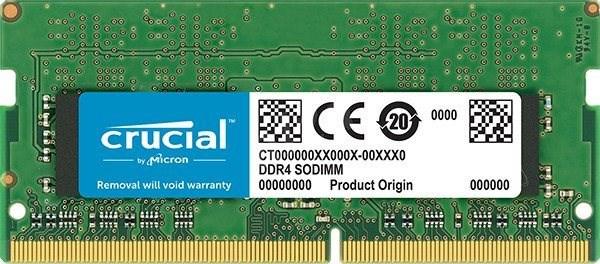 Crucial SO-DIMM 16 GB DDR4 2666 MHz CL19 Dual Ranked - Operačná pamäť